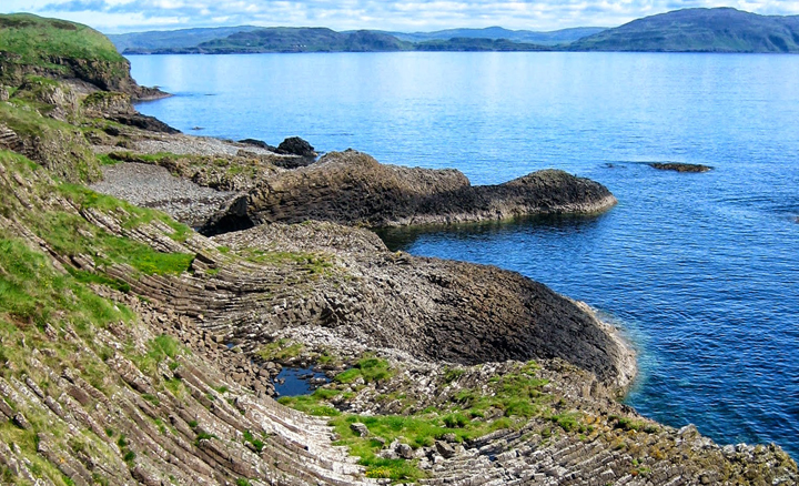 Cover image: Staffa, Inner Hebrides, Scotland - Louise Squire