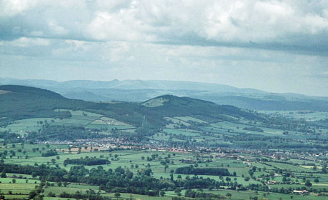 The Ludlow Anticline