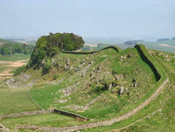 Housesteads Crags