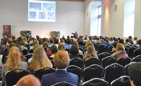 Pictures from the Edinburgh Careers Day