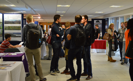 Pictures from the Nottingham Careers Day