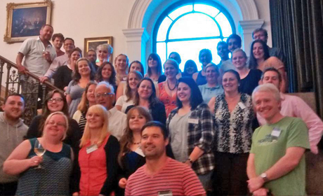 Geoscience Education Academy Class of 2015