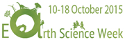 Earth Science Week - 13-19 October 2014