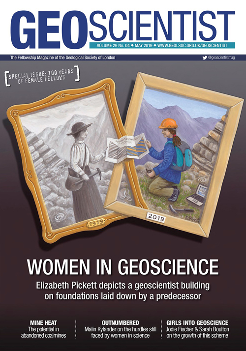 Geoscientist cover thumb May