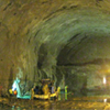 Excavation of the 34th Street Station