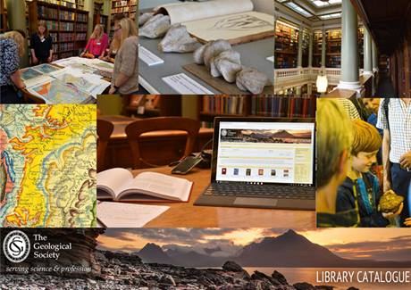 Geological Society Library 2013 - 2017