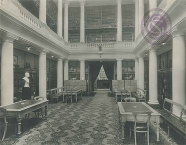 Upper Library 1931