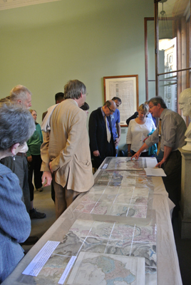 Duncan demonstrates the sources of Greenough's map