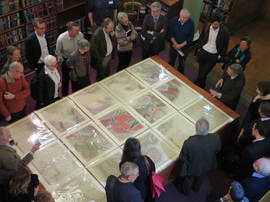 Tom Sharpe explains how Smith created his famous map