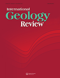 International geology review