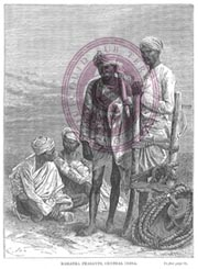 Maratha natives