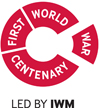 WW1 Centenary logo hi quality