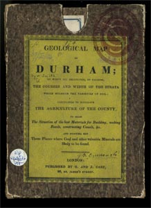 County map of Durham box 1831