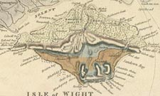 Isle of Wight - Greenough 1820