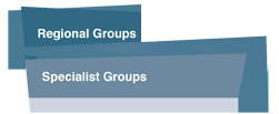 Regional and Specialist Groups