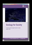 Geology for Society cover