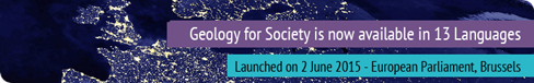 Geology for Society is now available in 13 European languages