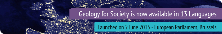 Geology for Society is now available in 13 Languages