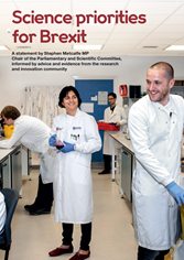 Science Priorities for Brexit Report
